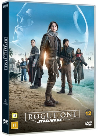 Rogue One: A Star Wars Story (2016) [DVD]