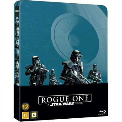Rogue One: A Star Wars Story (2016) Steelbook [BLU-RAY]
