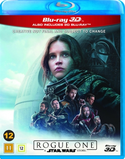 Rogue One: A Star Wars Story (2016) [BLU-RAY 3D]