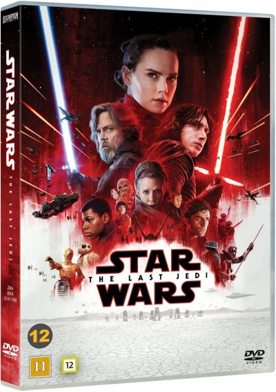 Star Wars: The Last Jedi (2017) [DVD]
