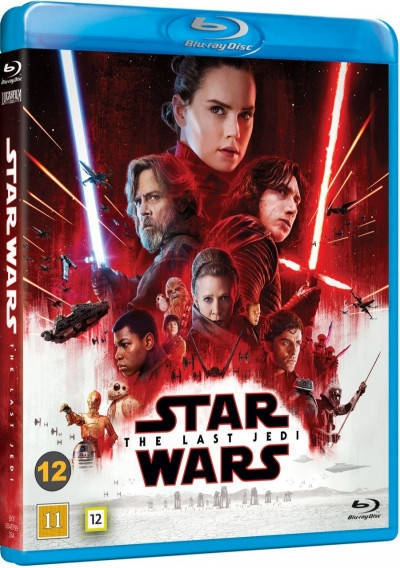 Star Wars: The Last Jedi (2017) [BLU-RAY]