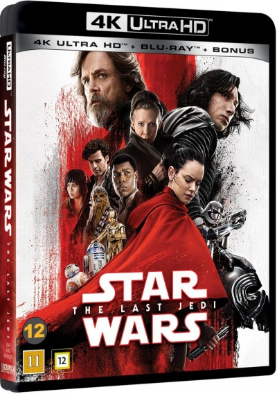 Star Wars: The Last Jedi (2017) [4K ULTRA HD]