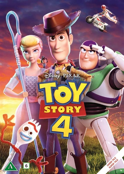 Toy Story 4 (2019) [DVD]