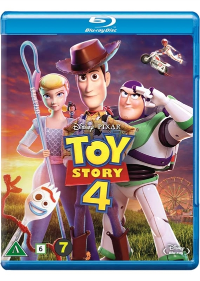 Toy Story 4 (2019) [BLU-RAY]