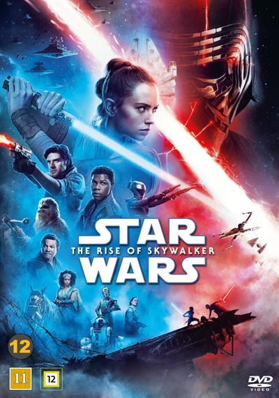 Star Wars: The Rise of Skywalker (2019) [DVD]