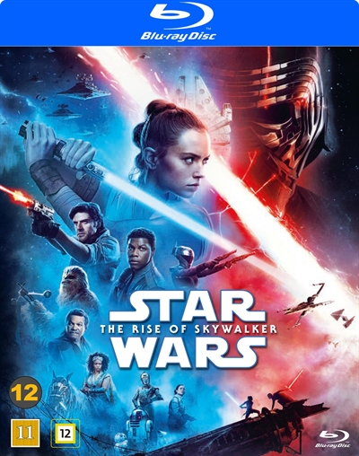 Star Wars: The Rise of Skywalker (2019) [BLU-RAY]