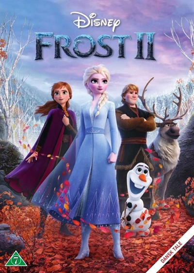 Frost 2 (2019) [DVD]
