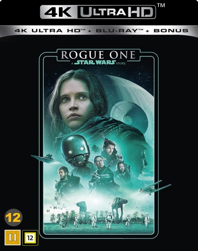 Rogue One: A Star Wars Story (2016) [4K ULTRA HD]
