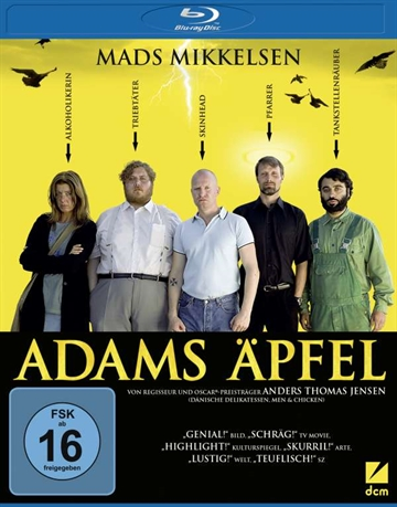 Adams æbler (2005) [BLU-RAY]