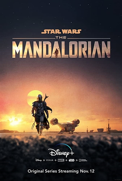 The Mandalorian - sæson 1 (2019) [DVD]